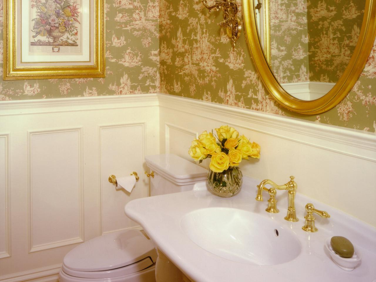 Choosing Ornate Bathroom Wall Panels