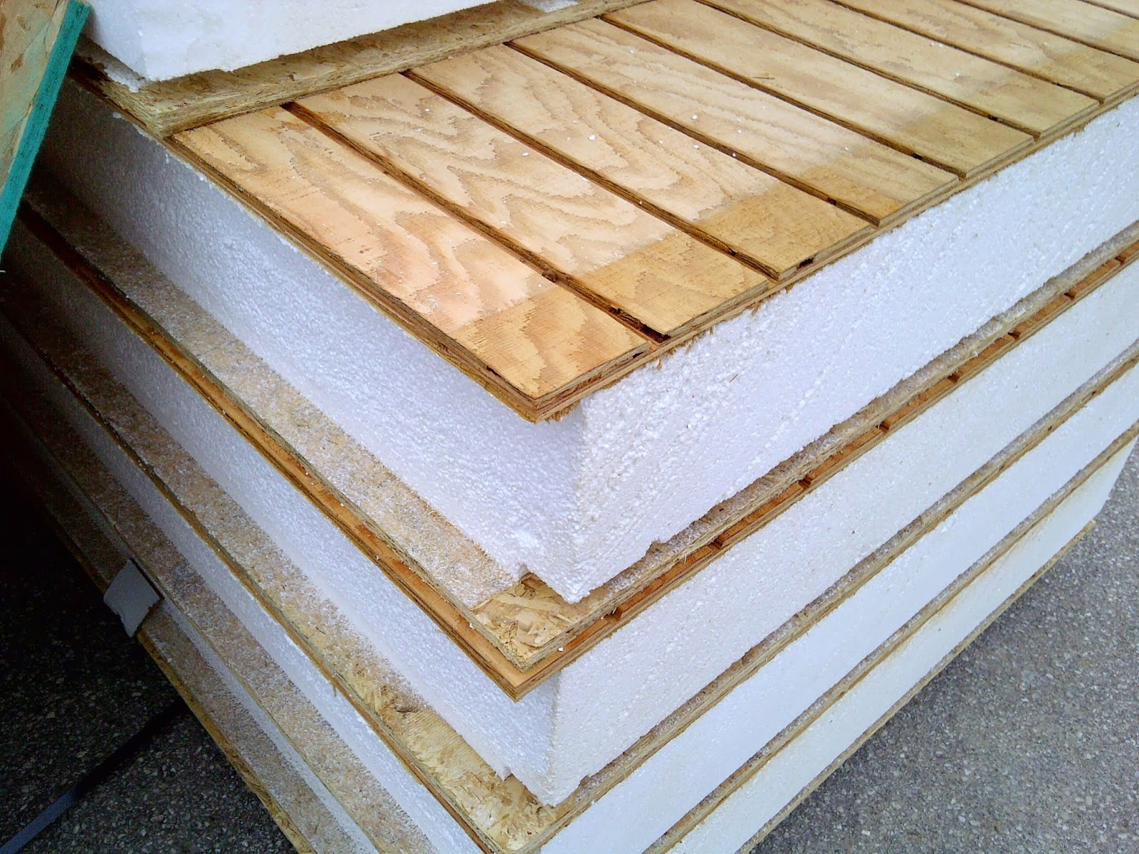 Structural Insulated Panels For Weather Protection